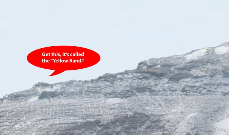 Called the yellow band