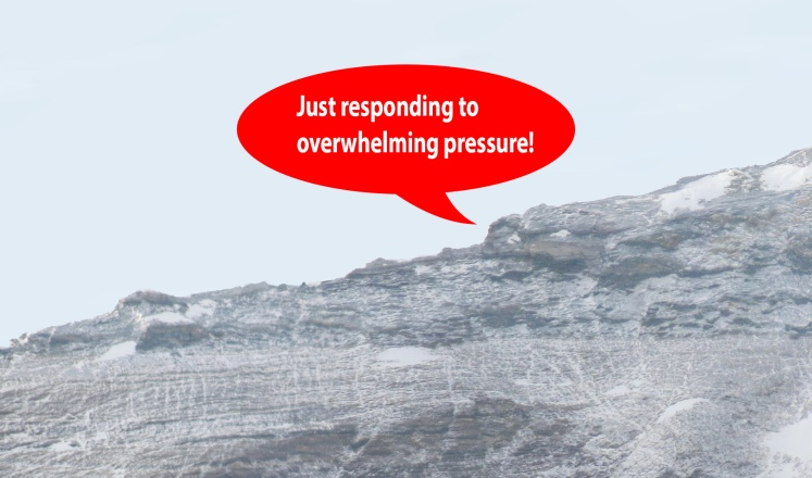 Responding to Pressure